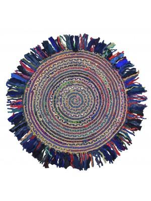 Тъкан килим Φ120