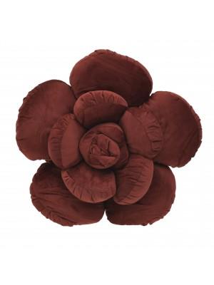 Декоративна възглавница цвете Φ45