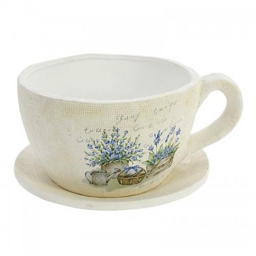 Кашпа чаена чаша