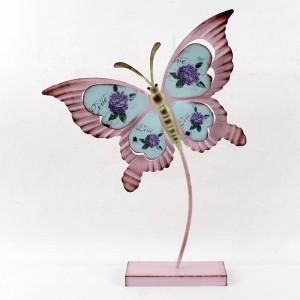 "Метална украса ""butterfly"""