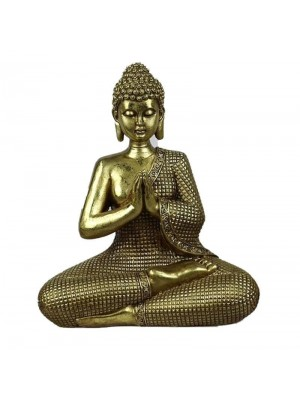 Фигура Буда от полирезин