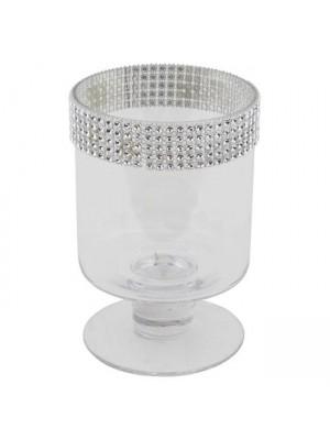 Свещник стъкло