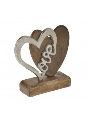 Статуетка сърца