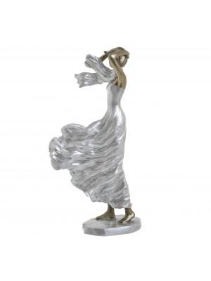 Женска фигура от полирезин