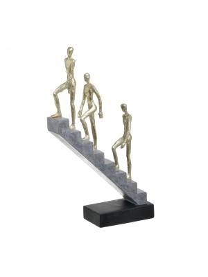 Статуетка от полирезин стълба