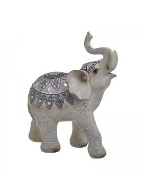 Фигурка слонче от полирезин