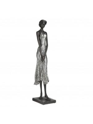 Статуетка женска фигура от полирезин