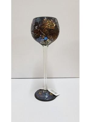 Свещник чаша витраж