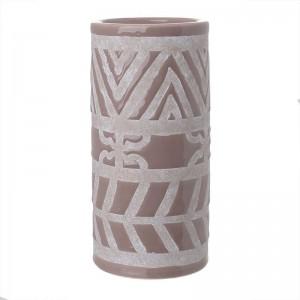 Керамичен свещник за чаена свещ