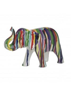 Фигура от полирезин слон