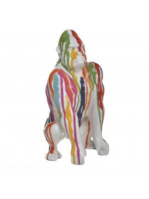 Фигура от полирезин горила