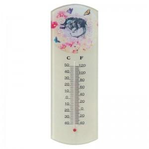 Термометър