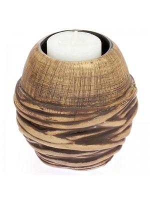 Свещник керамика 9х8.5