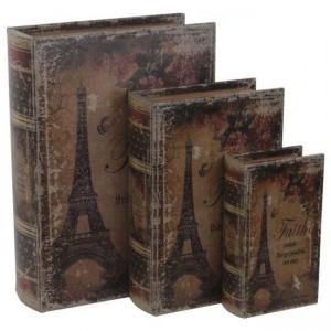 Кутия-книга- L размер