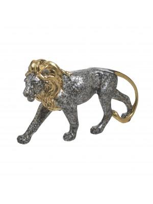 Лъв от полирезин