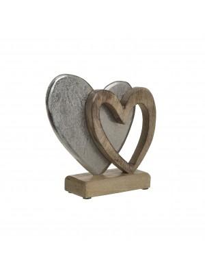 Настолна декорация сърца