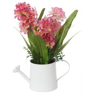 Декоративно цвете в кашпа