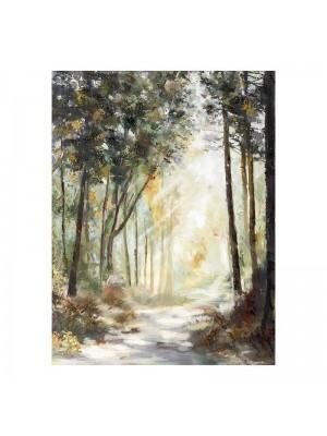 Картина принт дървета