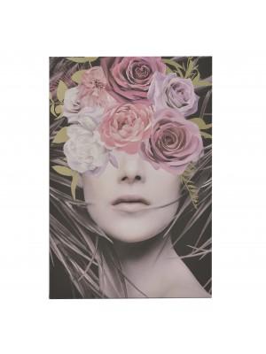 Картина принт цена с цветя