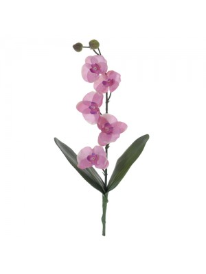 Орхидея46 cm. Розова