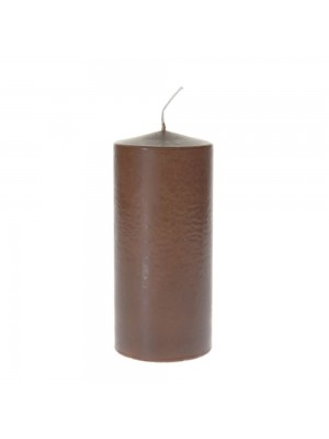 CANDLE 7X16 BROWN
