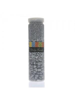 Деко камъни сребро