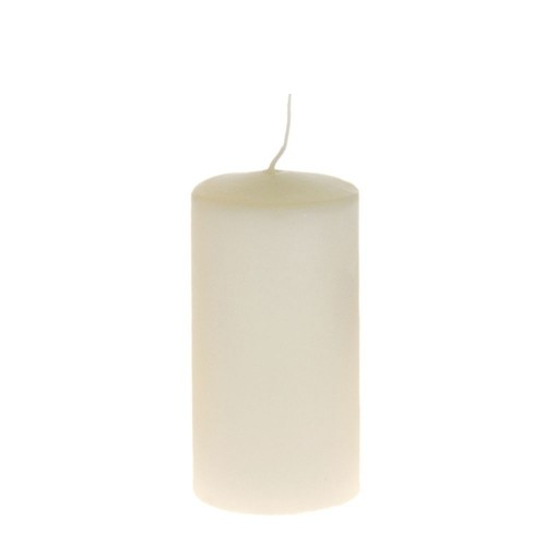 Свещ5x10cmкрем