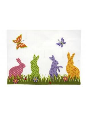 Великденски заек 40х30 см