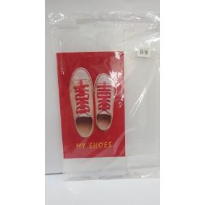 Pvc кутия обувки 52x30x12cm