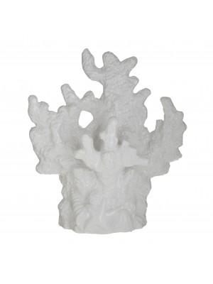 Бял керамичен корал