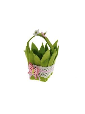 Великденска кошница 12х8х14