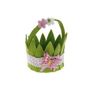 Великденска кошница 14х14х3