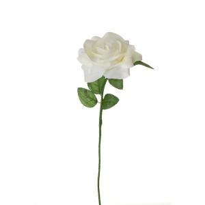 Изкуствено цвете роза 45cm