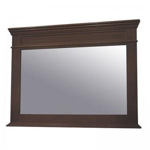 Огледало с рамка от масивно дърво