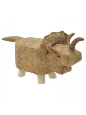 ДЪРВЕНА ТАБУРЕТКА Rhino