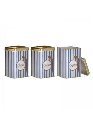 Комплект буркани за кафе/захар/чай