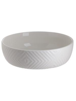 Порцеланова бяла купа