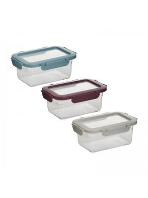 Кутия за храна 1л в различни цветове