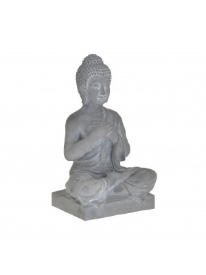 Циментова статуетка Буда
