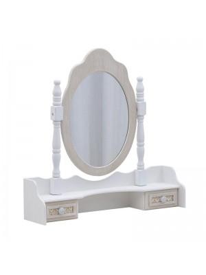 Настолно Огледало с дървена рамка