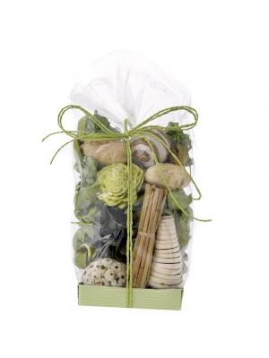 Декорация в торбичка ябълка