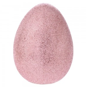 Розово великденско яйце