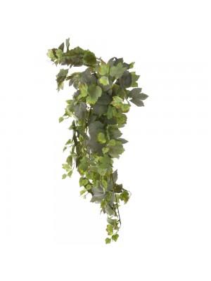 Изкуствено зелено растение лоза
