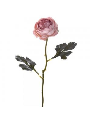 Розов божур 37см