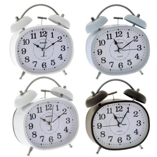Настолен часовник в 4 цвята 12X16