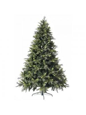 XMAS TREE WOODLAND SPRUCE 240CM
