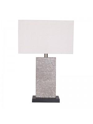 Метална настолна лампа