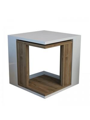 МАСА ЗА КАФЕ Cubic Zigon 40x40x40