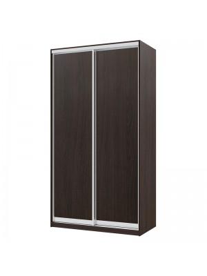 Гардероб Pallas с 2 слайд врати цвят венге 120x60x225cm