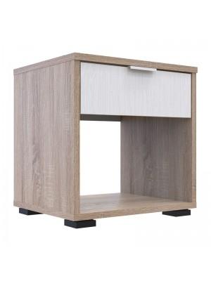 Нощно шкафче Lidon 40x33,5x41cm